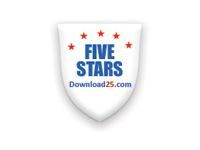 Download25 five stars award