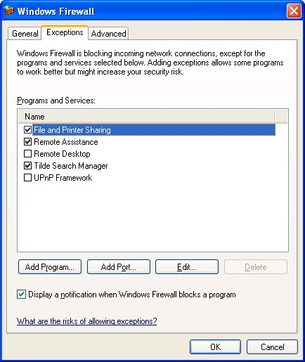 file and printer sharing windows server 2008 r2
