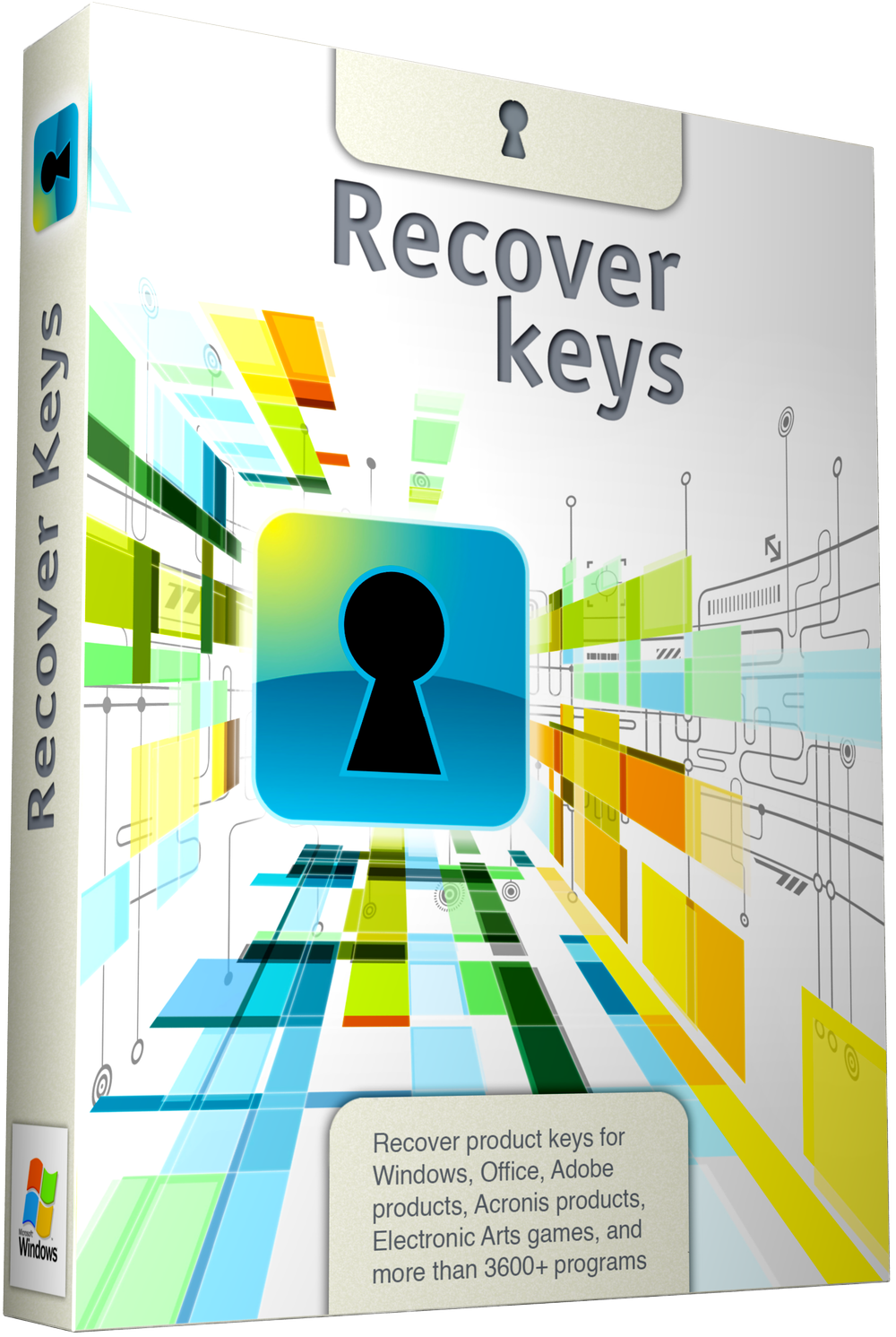 А что если вы потеряли активационный ключ от операционной системы